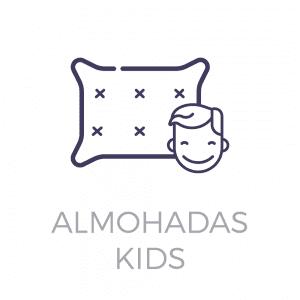 Almohadas kids