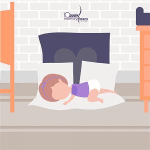 Es importante que los niños tomen siestas